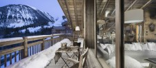 Secret B&B chalets of Courchevel 1550