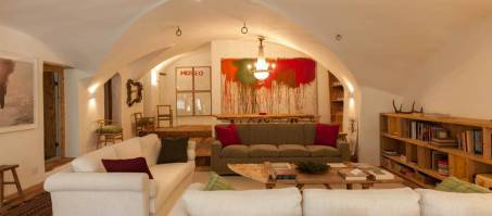 Luxury Chalet Apartment Blu in St. Moritz, Switzerland