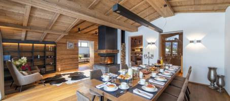 Luxury Chalet Buhlhof Penthouse in Lech, Austria