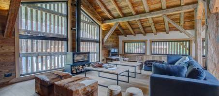 Luxury Chalet Ferme St Christophe in Samoëns, France