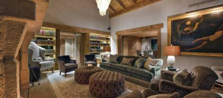 Luxury Chalet The Alpine Estate in Verbier, Switzerland