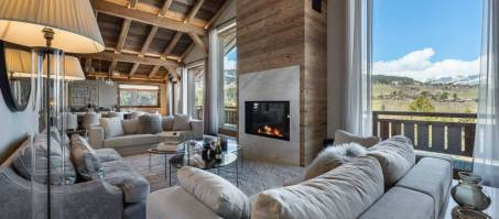 Luxury Chalet Mouka in Megève, France