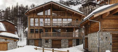 Luxury Chalet Monts in Tignes, France