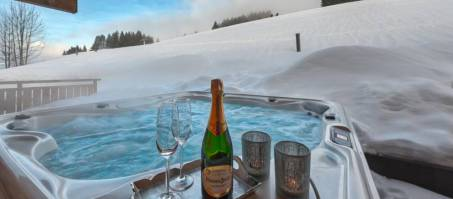 Luxury Chalet Aviemore in Les Gets, France