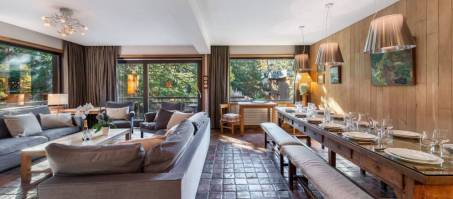 Luxury Chalet Gros Caillou in Courchevel 1850, France