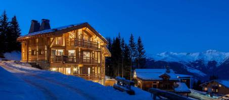 Luxury Chalet Bruxellois in Courchevel 1850, France