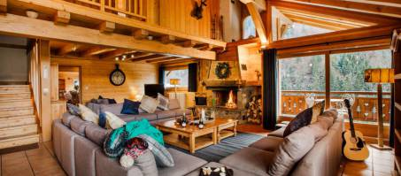 Luxury Chalet Ferme a Jules in Morzine, France