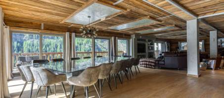 Luxury Chalet Tango Charlie in Tignes, France
