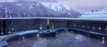 Luxury Chalet Les Clarines in Châtel, France