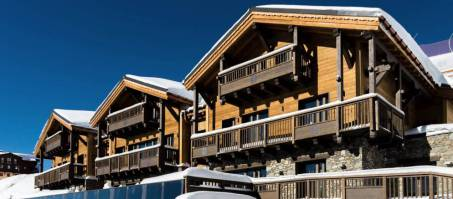 Luxury Chalet La Datcha in Val Thorens, France