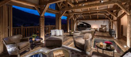 Luxury Chalet The Old Macaroni in Morzine, France