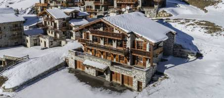 Luxury Chalet Fornet in Val d