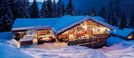 Luxury Chalet Amazonia in Chamonix, France