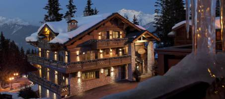 Luxury Chalet Ormello in Courchevel 1850, France