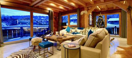 Luxury Chalet Valambrun in Les Gets, France