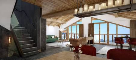 Luxury Chalet Cullinan in Val Thorens, France