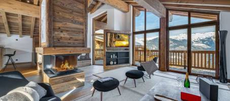 Luxury Chalet Coston in Courchevel 1550, France