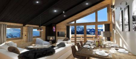 Luxury Chalet Ossetra in Avoriaz, France