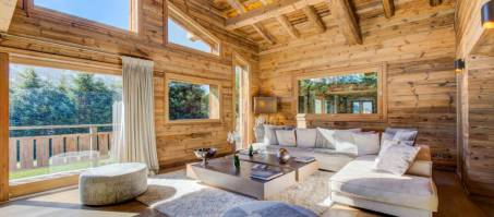 Luxury Chalet Natacha in Megève, France