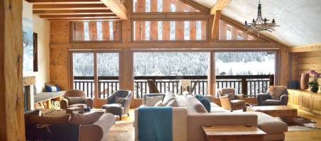 Luxury Chalet Cannelle in Châtel, France