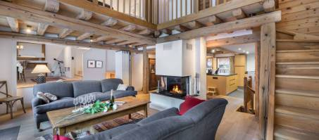 Luxury Chalet Pierremont in Courchevel Le Praz, France