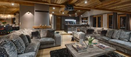 Luxury Chalet Le Coin Perdu in Les Gets, France