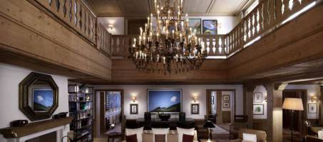Luxury Chalet Aurelio Clubhouse in Lech, Austria