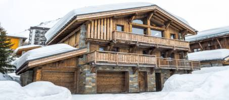 Luxury Chalet Arolla in Tignes, France