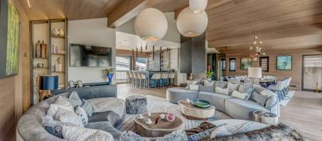 Luxury Chalet Bacchus in Courchevel 1650, France