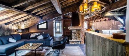 Luxury Chalet Etagne in Courchevel Le Praz, France