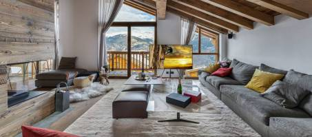 Luxury Chalet Carcentina in Courchevel 1550, France