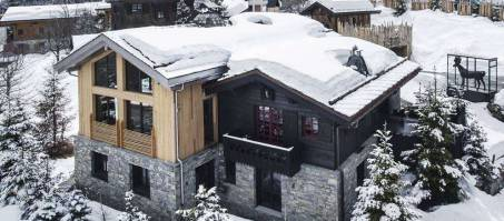 Luxury Chalet Sisimiut in Courchevel 1550, France