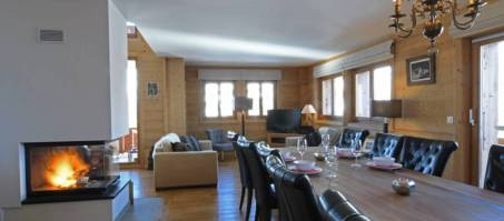 Luxury Chalet Condor in Nendaz, Switzerland