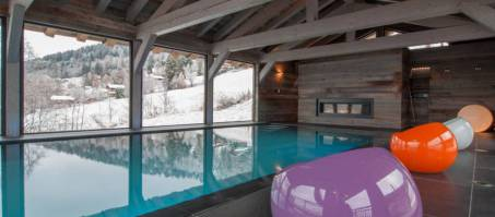 Luxury Chalet Kalibu in Nendaz, Switzerland