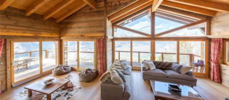 Luxury Chalet Wildhorn in Nendaz, Switzerland