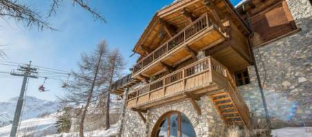 Luxury Chalet Montana in Val d