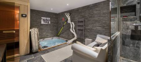 Luxury Chalet Apartment Pure 1 in Courchevel Le Praz, France