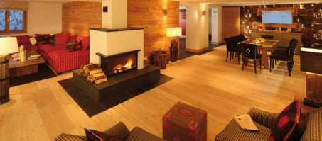 Luxury Chalet The at 11º East in Obergurgl, Austria