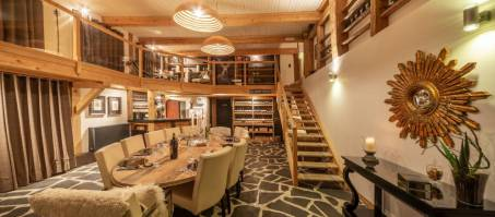 Luxury Chalet Fourmiliere in Morzine, France
