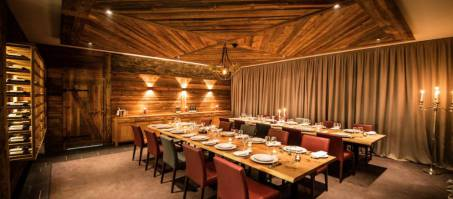 Luxury Chalet Montfort in St Anton, Austria