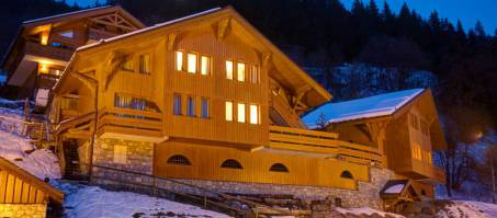 Luxury Chalet Pasarale in Méribel, France
