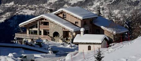 Luxury Chalet Yellowstone Lodge & Ranch in Sainte Foy, France