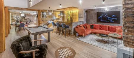 Luxury Chalet Apartment Ben Nevis in Les Gets, France