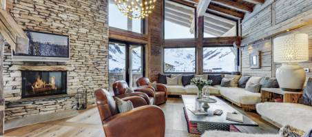 Luxury Chalet Daria in Val d