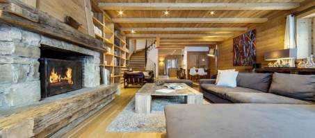 Luxury Chalet Grand Sarire in Val d
