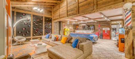Luxury Chalet Rock n Love in Tignes, France