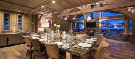 Luxury Chalet Ambre Opale in Tignes, France