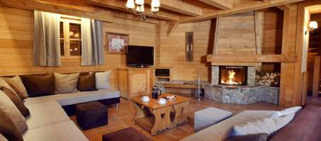 Luxury Chalet La Chapelle in Alpe d