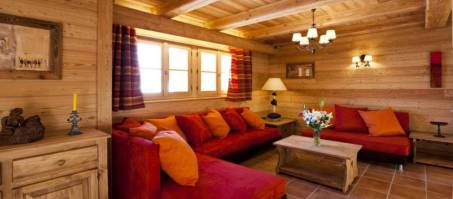 Luxury Chalet La Ferme in Alpe d