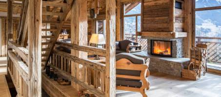 Luxury Chalet La Grange au Merle in Châtel, France